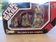 Star Wars - Chubby Figures, The Circle is now Complete  Wookiees  NIB (716DJ34)