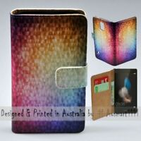 For Huawei Series - Mosaic Theme Print Wallet Mobile Phone Case Cover