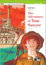 THE ADVENTURES OF TOM SAWYER WITH AUDIO CD LIFE SKILLS. ENVÍO URGENTE (ESPAÑA)