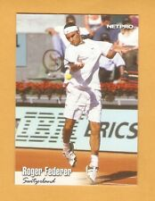 2003 NetPro Tennis Singles Roger Federer Anna Kournikova Pete Sampras S6B8