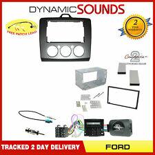 Ford Focus MK2 Face Lift 2007-2011 Doppel Din Blende / Lenk / Antenne Set