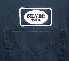 SILVER TOOL custom machining XXL button-down shirt West Carrollton OHIO 2XL