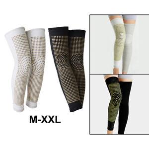 Genouillère de qualité pour hommes enveloppement de jambe de thérapie chaude