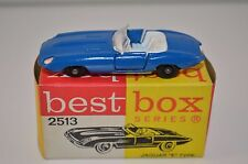Bestbox Best Box 2513 Jaguar E Type very near mint in box very scarce colour