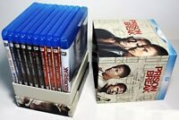 COFFRET BLU-RAY SERIE : PRISON BREAK : INTEGRALE SAISONS 1 A 4 + THE FINAL BREAK