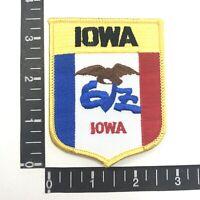 "11-1//2/"" X 3/"" bumper sticker terex construction crane maker waverly iowa"
