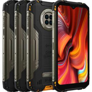 DOOGEE S96 Pro Shockproof Smartphones 128GB Android 10 Mobile Phone Waterproof