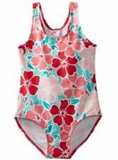Kanu Surf Toddler Girls' Florence Beach Sport One Piece Swimsuit Floral Pink, 2T