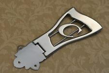 CUSTOM JAZZ GUITAR TAILBRIDGE. SUITS EPIPHONE GRETSCH SQUIER. CR