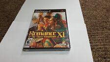 Romance of the Three Kingdoms XI (Sony PlayStation 2, 2007)