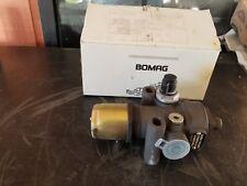 bomag pressure regulator 38010055 NEW NOS