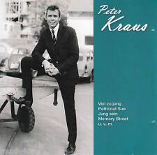 Peter Kraus - same > CD Album , wie NEU