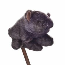 Bruce Hairy Nose Wombat Australian Native Animal Puppet