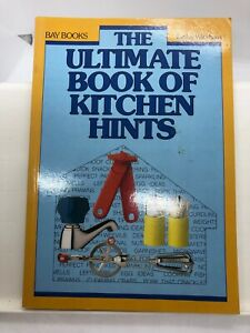 The Ultimate Book of Kitchen Hints by Lesley Wickham (Paperback)