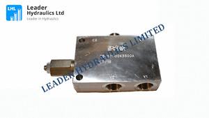 Bosch Rexroth Compact Hydraulics / Oil Control R930001664 - 05410110043500A