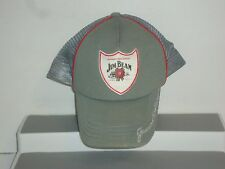 DC123 Collectable Jim Beam Truckers / Baseball Cap