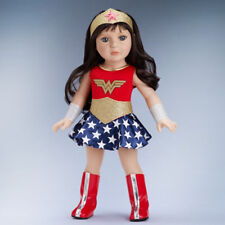 "18"" Wonder Woman - Outfit Only - Tonner Doll in Conjunction with DC"