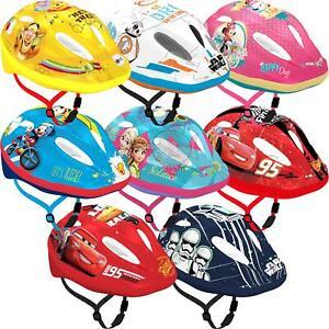 Disney Marvel Kids Bike Helmet 52-56cm Children Safety Cycle Adjustable