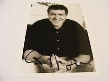 GRIFF RHYS JONES Signed Photo Autograph TV Comedian Not the Nine O'Clock News