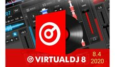 Virtual DJ Pro Infinity 8.4.5 Profesional for Windows🎵Full Controllers