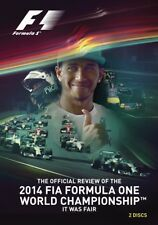 FORMULA ONE 2014 -  DVD Season Review - LEWIS HAMILTON - F1 1 Grand Prix NEW UK