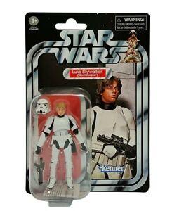 Star Wars The Vintage Collection Luke Skywalker (Stormtrooper) Figure PRE-ORDER