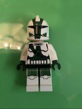 GENUINE - Lego Minifigure - Star Wars - Clone Commander Gree - sw0380 11905 9491