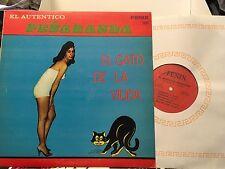 EL AUTENTICO PENARANDA LP EL GATO DE LA VIUDA Fenix 1201 Cheesecake LATIN NM/VG+