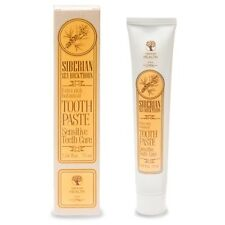 NATURAL ORGANIC TOOTHPASTE REPAIR & RENEWAL WITH Sea-Buckthorn/NO Fluoride