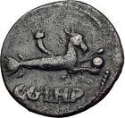 ELAGABALUS 218AD Genuine Parion Parium Mysia Ancient Roman Coin CAPRICORN i65177