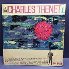 CHARLES TRENET Volume 1 Y'a d'la joie ... SCTX 340462