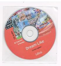 DREAM LIKE - CIVILTA' INGLESE - CD AUDIO LOFFREDO - COME NUOVO