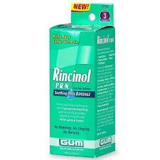 G-U-M RINCINOL P.R.N. ORAL PAIN RELIEVER RINSE  4 OZ
