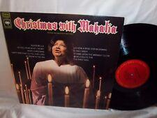 MAHALIA JACKSON-CHRISTMAS WITH COLUMBIA CS 9727 NM/VG+ LP