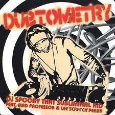 Dubtometry by DJ Spooky ..CD...NEW & SEALED