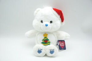 Care Bear Official Licensed Plush Christmas Holiday Wish Bear Care Bears 27cm