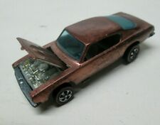 Original 1967 Mattel Redline Hot Wheels Custom Barracuda Car No Reserve