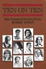 Major Essayists on Recurring Themes by Robert Atwan (1992, Paperback)