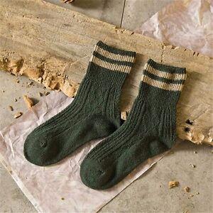 SALE 5 Pairs Women Girls Wool Blend Warm Soft Thick Casual Sports Winter Socks