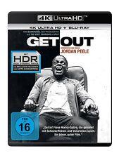 4K Ultra HD Blu-ray * GET OUT   DANIEL KALUUYA # NEU OVP +