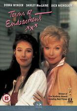 TERMS OF ENDEARMENT - DVD - REGION 2 UK