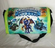 Skylanders Spyros Adventure Official Power A Figure Mat Storage Carry Case Bag