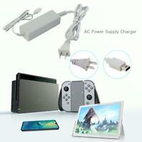 AC Netzteil Adapter Ladegerät für Nintend WiiU Wii U Gamepad Konsole EU-Stecker