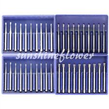 20 Pcs Dental Carbide Burs Fg 329 330 331 332 333 Pear For High Speed Handpiece