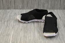 **Propet TravelActiv SS WST003M Mesh Open Toe Sandals, Women's Size 7.5D, Black