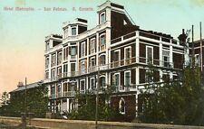 Spain Las Palmas - Hotel Metropole old postcard