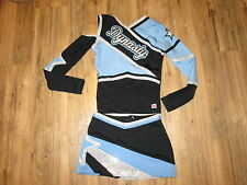 Boutique Dynasty Cheerleader Uniform  Outfit Costume Fun 28/22 Child Girl SWEET