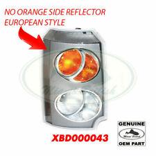 LAND ROVER FRONT PARKING SIDE LAMP TURN LIGHT RH RANGE XBD000043 OEM