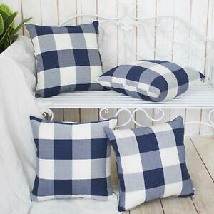 2 PCS Buffalo Plaid pillows/ outdoor Pillow cover/ farmhouse throw cushion/ case
