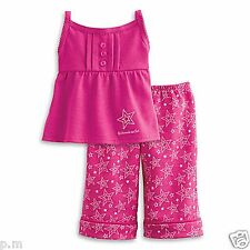 American Girl Doll Sweet Dream PJ's Pajamas McKenna Chrissa Isabelle NEW